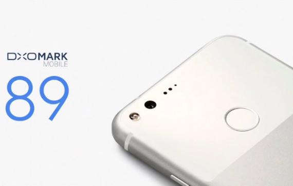 Google Pixel - Camera Score